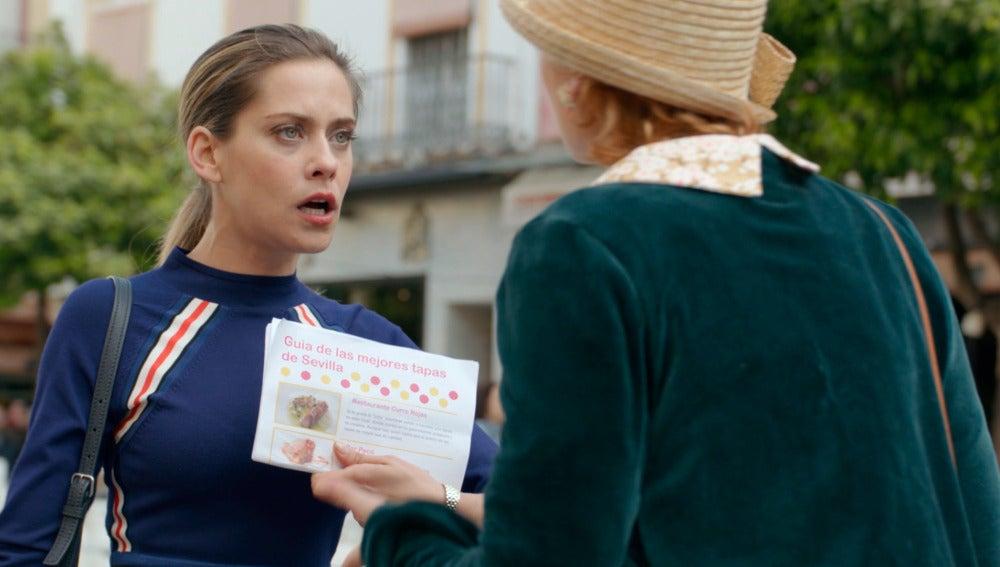 Una divertida, histérica y alocada búsqueda de la madre de Carmen