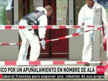 Frame 11.382181 de: El atacante de Múnich no es un terrorista, sino que padece problemas psiquiátricos