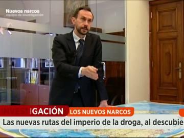 Así actúan los nuevos amos de la droga gallega