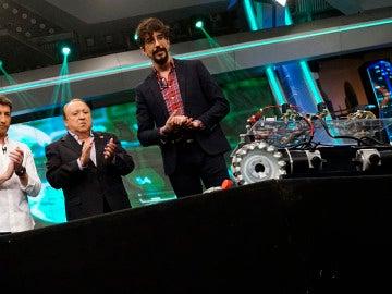 Descubre el robot unidireccional made in Spain