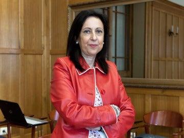 La magistrada Margarita Robles