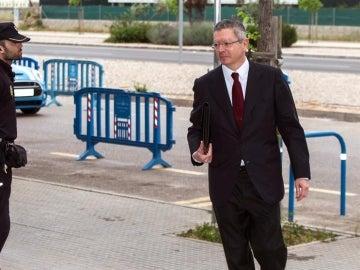 Alberto Ruiz-Gallardón en una imagen de archivo