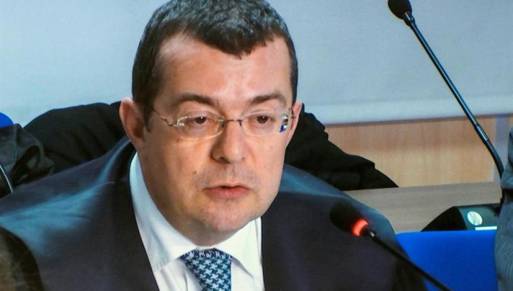 El abogado de Diego Torres, Manuel González Peeters