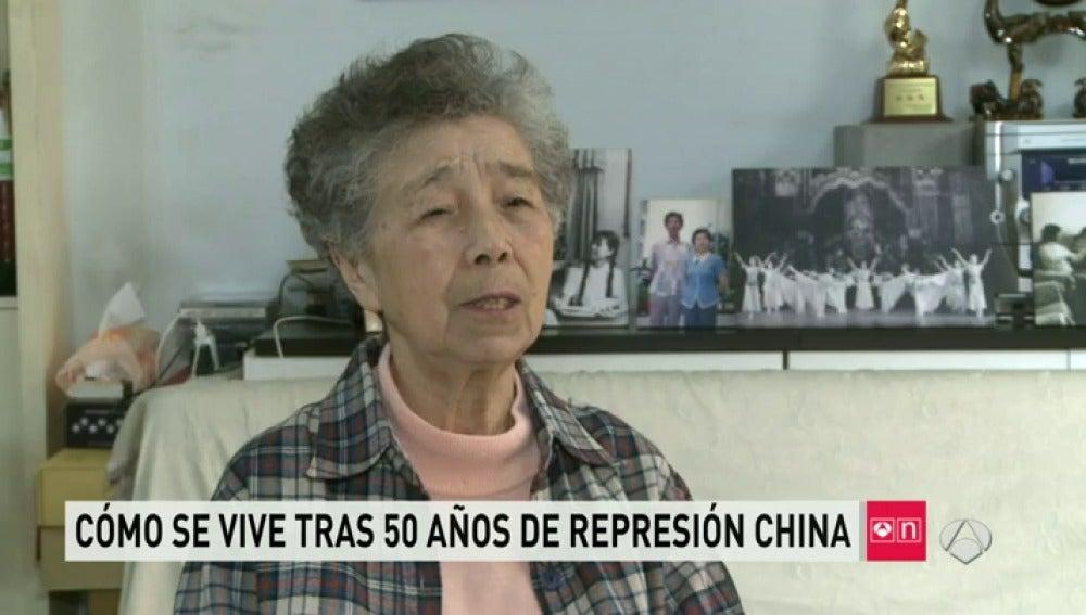 """Frame 57.089298 de: La directora del Ballet Nacional durante la Revolución Cultural en China: """"Muchos murieron de hambre"""""""