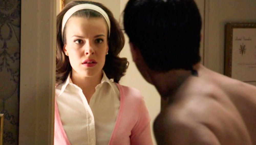 María sorprende a Ángel con El Rondeño en un hotel