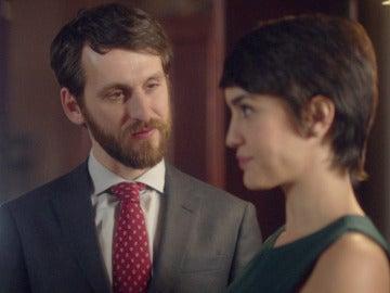 """Sara a Eduardo: """"¿Cuándo vas a dejar a tu mujer?"""""""