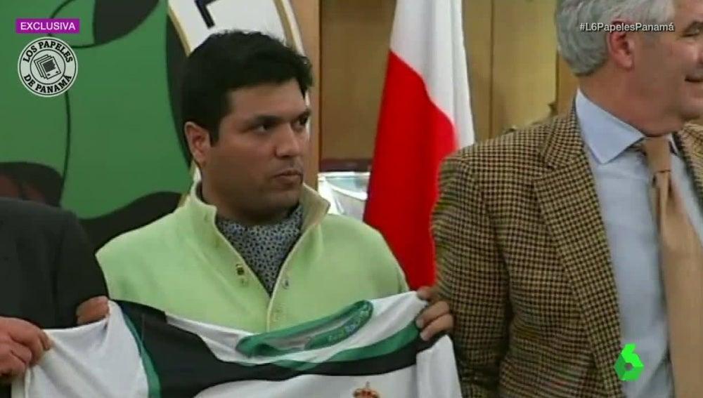 Ali Syed, en los papeles de Panamá