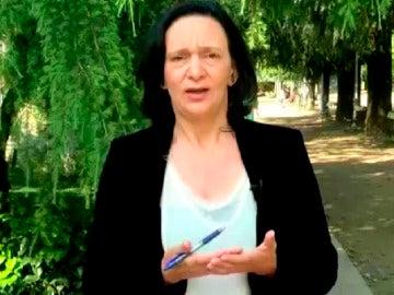 Carolina Bescansa en Espejo Público