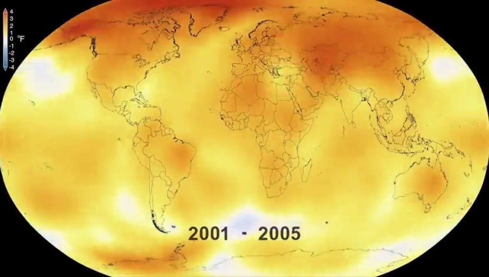 Frame 10.32935 de: Llevamos siete meses consecutivos batiendo records de calor