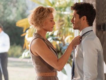 """Carlos a Claudia: """"En el fondo ninguno de los dos quiere que esto acabe"""""""