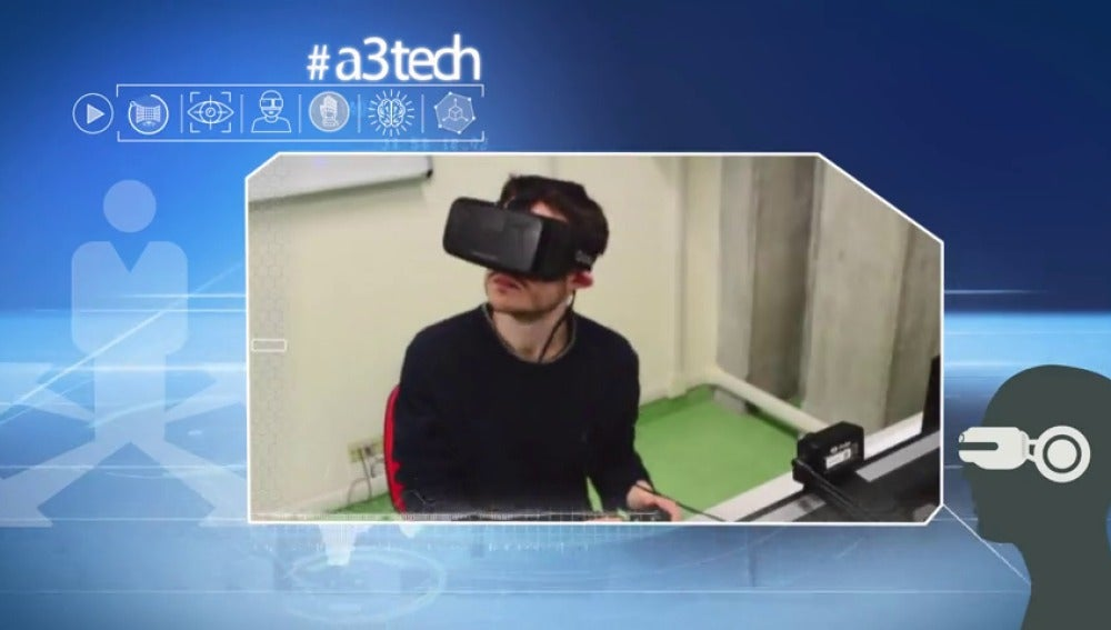 Frame 91.477763 de: La realidad virtual puede ayudar a superar problemas psicológicos