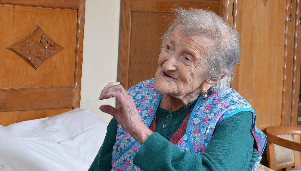 Emma Morano, la mujer más anciana del mundo