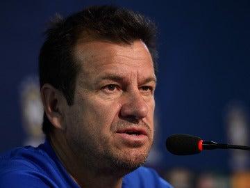 Dunga, entrenador de la Selección de Brasil