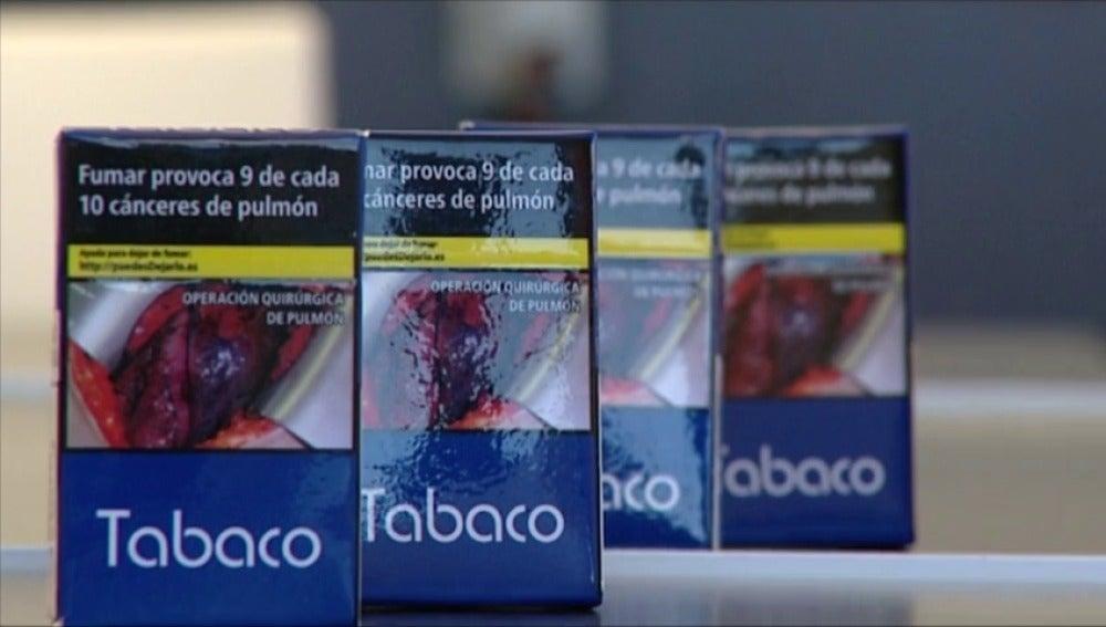 Frame 76.052078 de: Las cajetillas de tabaco tendrán nuevo diseño a partir de hoy