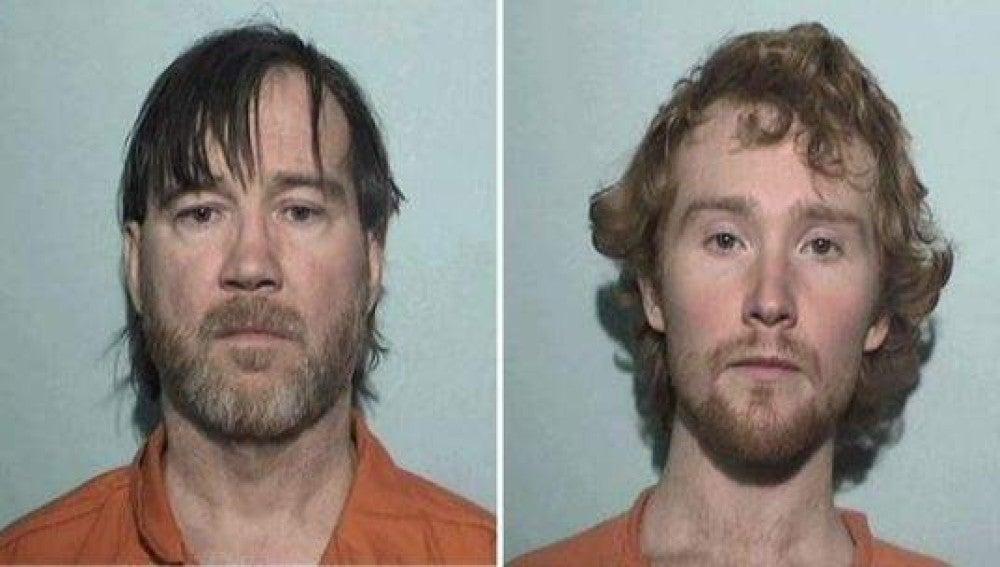 Detenidos por secuestrar a una niña