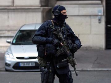 Medidas de seguridad a la llegada de Salah Abdeslam