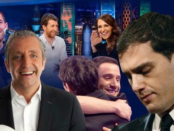Los mejores momentos de los programas de Antena 3