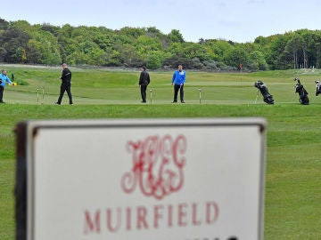 Camp de Golf de Muirfield