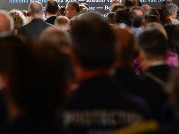Bélgica recuarda a las víctimas del 22-M