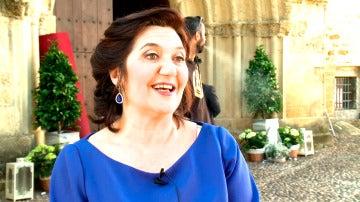 """Ane Gabarain: """"Soy muy de 'allí abajo', me encanta el sur"""""""