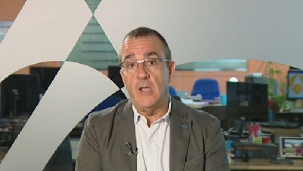 Juan Pedro Yllanes en Espejo Público