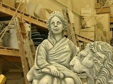 Réplicas de Cibeles y Nepturno estarán en Milán