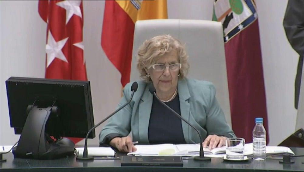Frame 5.47232 de: El Ayuntamiento de Madrid renuncia a la Operación Chamartín