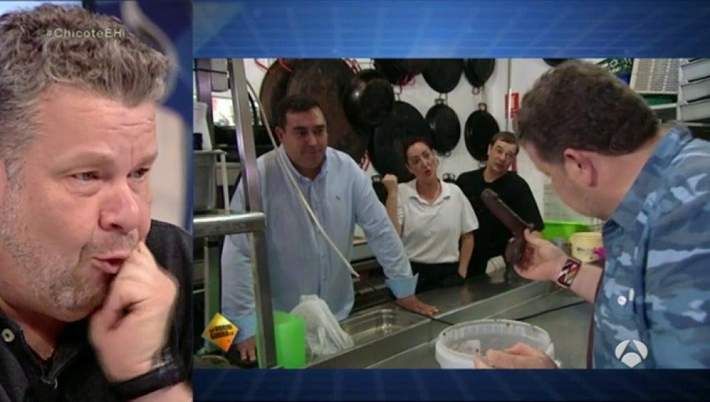 Frame 45.505274 de: Desvelamos en exclusiva las primeras imágenes de lo nuevo de 'Pesadilla en la cocina'