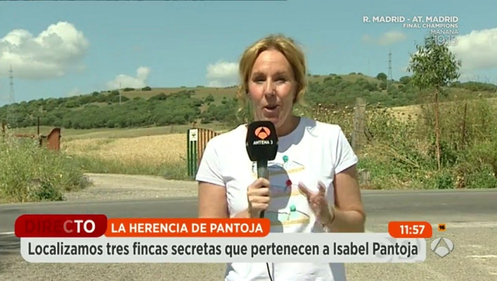 Frame 1.913521 de: Localizamos 3 fincas secretas que pertenecen a Isabel Pantoja