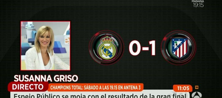 Antena 3 tv espejo p blico se moja con el resultado de for Ver espejo publico hoy