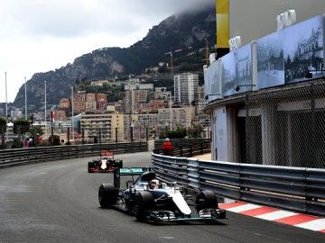 Hamilton gana el GP de Mónaco
