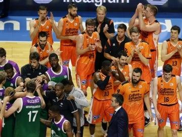 Valencia Basket firma su pase a semifinales de 'playoffs'