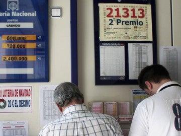 Un matrimonio de Sevilla gana más de 2 millones en la Bonoloto apostando sólo un euro