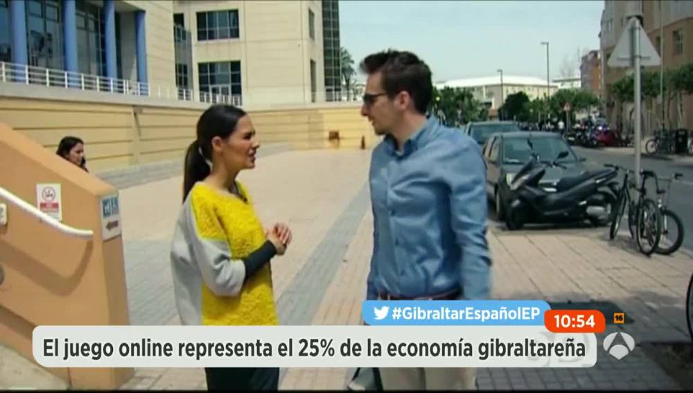 El juego online representa el 25% de la economía gibraltareña