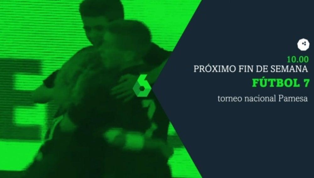 Fútbol 7, en laSexta