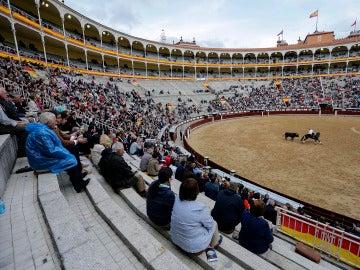 Corrida de rejones en Las Ventas