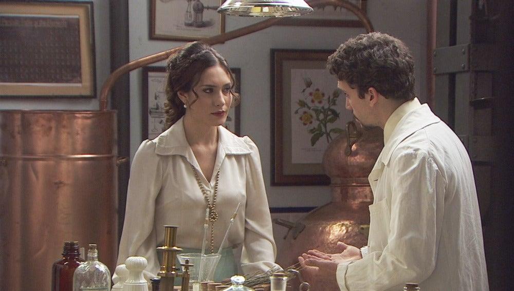Camila y Elías