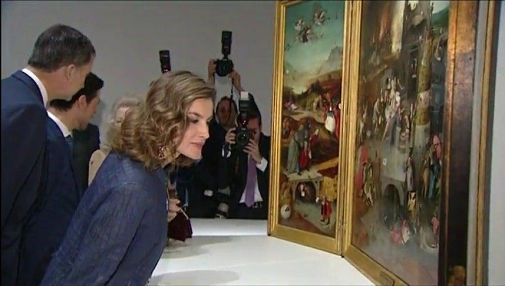 Frame 21.932983 de: El Bosco, en el Museo del Prado