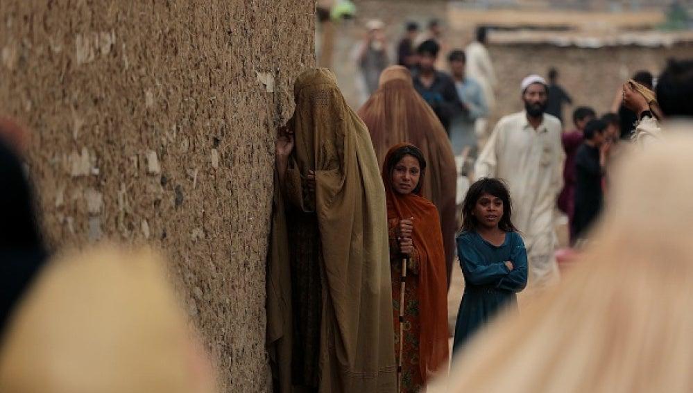 Mujeres pakistaníes