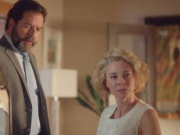 Claudia decide poner fin a su matrimonio con Luis