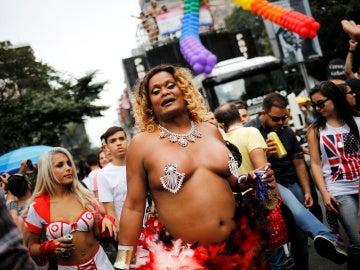 Desfile Gay de Sao Paulo