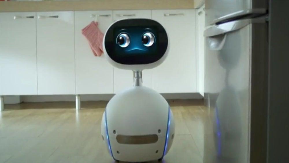 Zenbo es el último robot doméstico