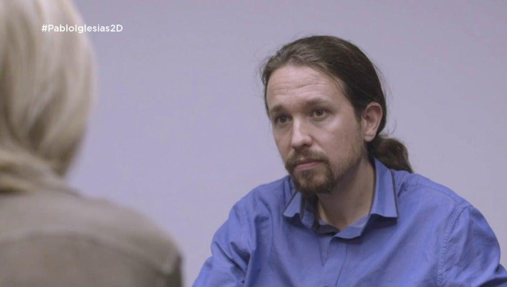 Frame 0.0 de: Pablo Iglesias enumera las principales propuestas de Unidos Podemos
