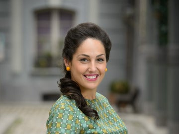 Lucía Regueiro es Aitana Terol