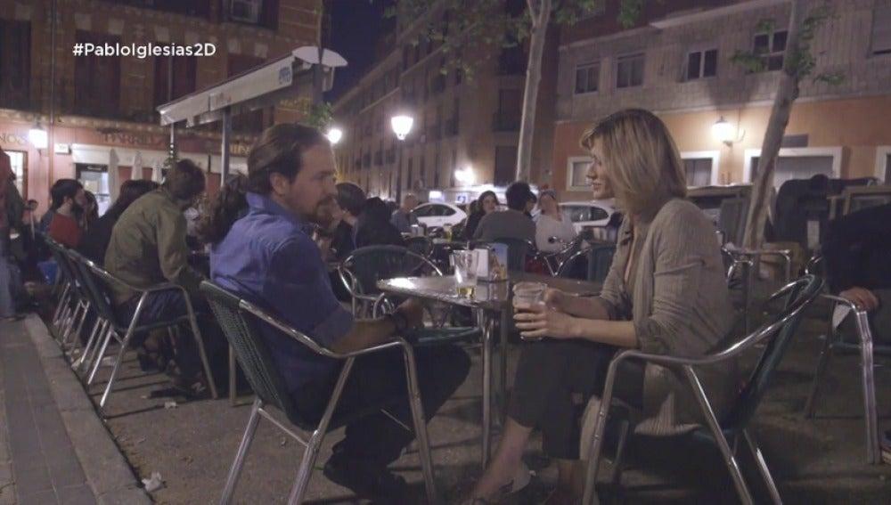 """Frame 19.418302 de: Pablo Iglesias, sobre su """"época golfa"""": """"He hecho el gamberro y me lo he pasado muy bien"""""""
