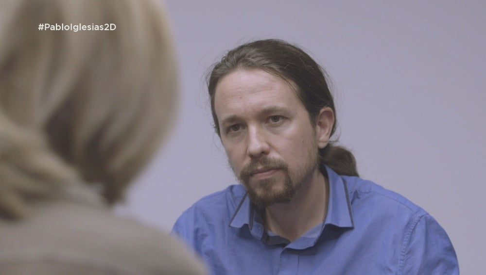 Pablo Iglesias en 'Dos días y una noche'
