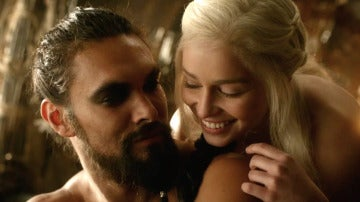 Daenerys y Khal Drogo