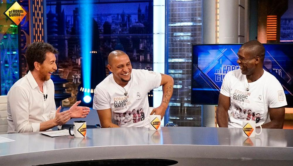 """Roberto Carlos: """"Recordáis que tengo 4 Champions, ¿verdad?"""""""