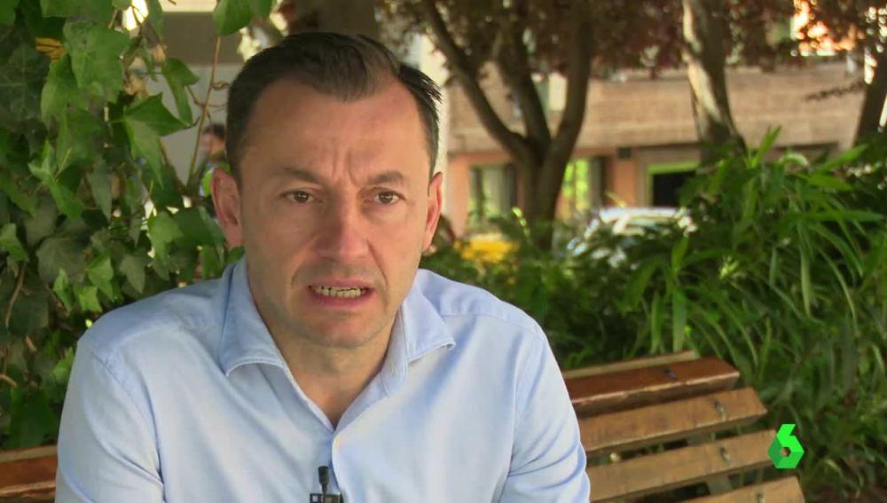 Pablo Polo, periodista del diario 'Marca'
