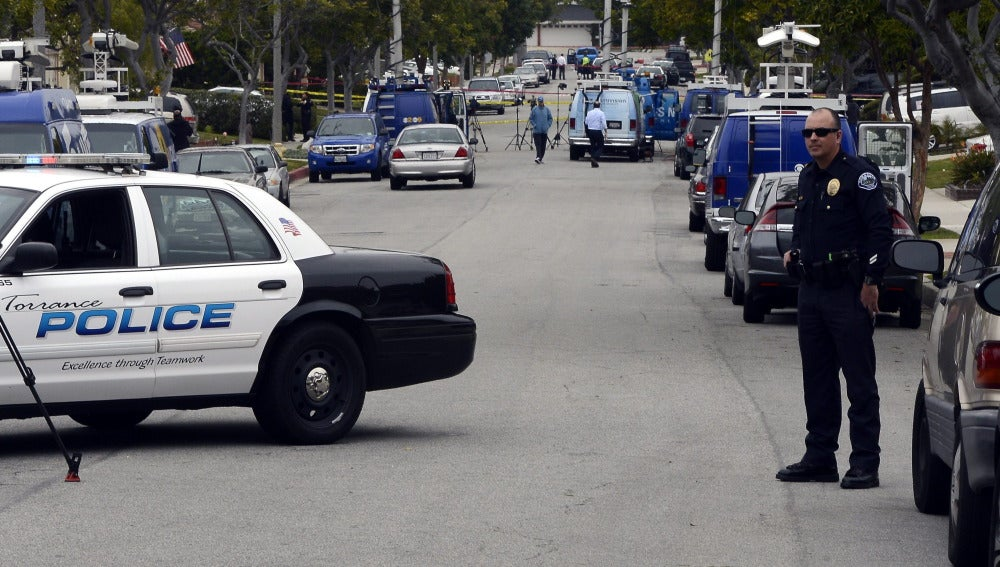 Policía de Policía de Los Ángeles